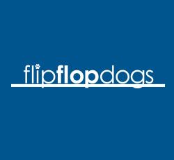 Flip Flop Dog
